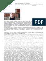 O socialismo é uma doutrina triunfante - Entrevista Antonio Candido