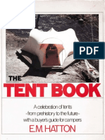 The Tent Book by E.M. Hatton ©1979 (Book)