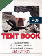 The Tent Book by E.M. Hatton ©1979 (Book)