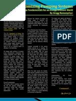 Optimizing Pumping Systems P-I