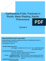 Lecture 4 - Geology