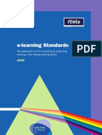 e Learning Standards