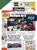 Weekly Choice - January 26, 2012