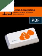 13 - Cloud Computing la tercera ola de las tecnologías de la información