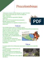 Culturas Precolombinas_Marc