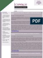 Finanzas y Comercio boletin dic 2011