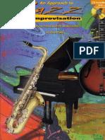 Jazz - An Approach to Jazz Improvisation - BOOK CD