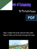 Embalming the Purple Nurples