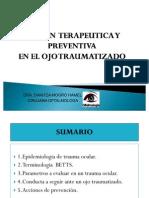 Trauma Ocular Medical Trainer Duplicado