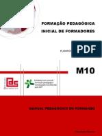 M10 - Manual