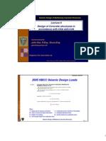 Seismic Design of Multi Storey Building NBCC 2005