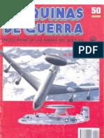 Máquinas de Guerra Nº 050 - Aviones de Alerta Temprana
