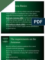 GSM Antenna Basics