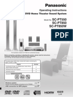 SC-PT550 - 850W