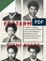 Fraternity by Diane Brady (Excerpt)