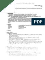 11.21.2 - Pathology of Male GU