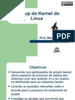 Processo de Startup Do Linux