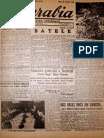 Ziarul Basarabia #164 Marți, 20 ian.1942