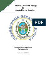 Consolidação Normativa (Parte Judicial)