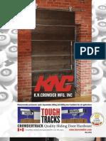 Knc Track Catalogue May 2011