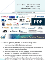Satellites and Security