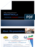web attack 3.1 by A.shahgholi