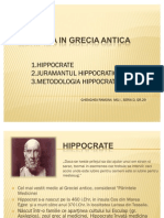 Medicina in Grecia Antica