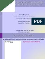 Frank Deppisch- Thermal Right-Handed Sneutrino Dark Matter in the FD-Term Model of Hybrid Inflation