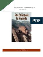 Srila Prabhupada en Venezuela