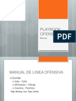 Playbook Ofensivo