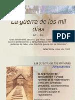 2006-1 Sem2 Historia-colombia Guerra1000dias