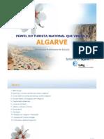 Estudo Perfil Turista Algarve