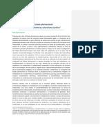 Apuntes sobre el Estado plurinacional comunitario autonómico y pluralismo jurídico