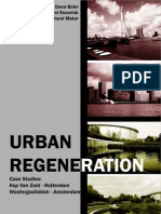 Urban Regeneration - Oana Baloi, Merel Enserink, Karel Matar