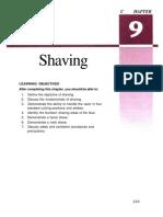 Barber Book Shaving