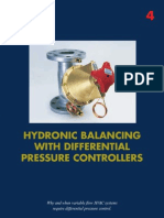 Handbook No 4 Hydronic Balancing With Differential Pressure Controllers