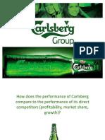 ISM Carlsberg Presentation