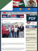 23-01-12 Llevan Beneficios a La Comunidad Caborquense a nombre de Cano Vélez