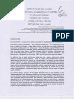 Temario Comunicacion Oral y Escrita UPIITA