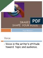Images Shape Your Voice