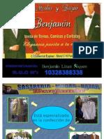 CONFECCIONES - 2012