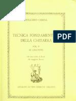 CHIESA - Tecnica Fond Amen Tale Della Chitarra VOL 2 - Le Legature