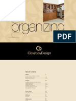 Closets by Design Catalog