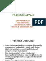 Pleno Ruqyah