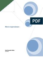 Micro Expression