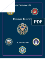 Joint Doctrine Personnel Recovery
