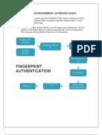 Enhancement in Fingerprint Authentication