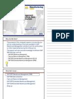 SAP Warehouse Management WM Introduction 26125078