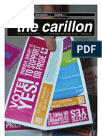 The Carillon - Vol. 54, Issue 17