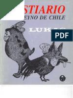 LUKAS-Bestiario Del Reyno de Chile